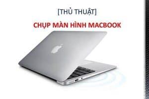 cap màn hình macbook