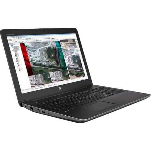 HP ZBook 15 G3 Ngoại hình