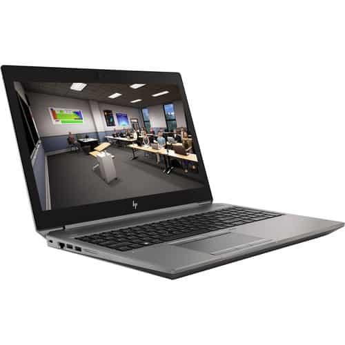 HP ZBook 15 G6 Đánh giá