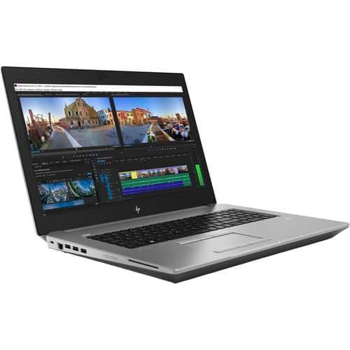 HP ZBook 17 G5 Đánh giá