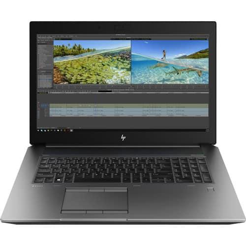 HP ZBook 17 G6 Đánh giá