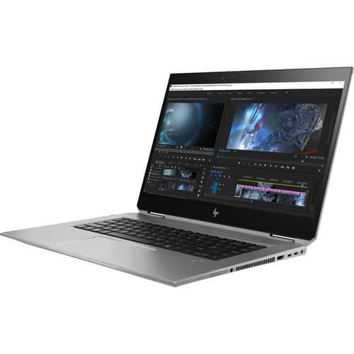 HP ZBook Studio G5 Ngoại hình
