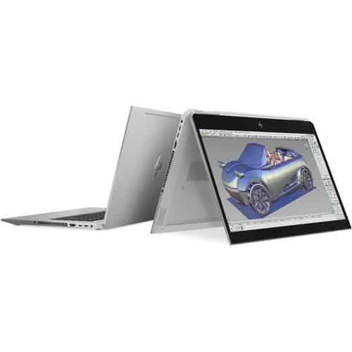 HP ZBook Studio G5 Review
