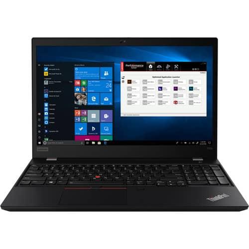 Lenovo ThinkPad P53s Cấu hình