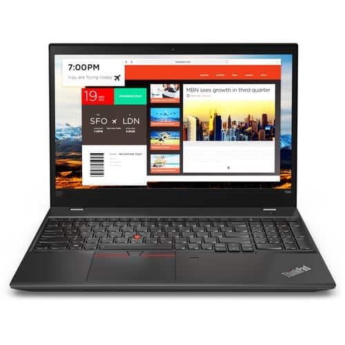 Lenovo ThinkPad T580 Cấu hình
