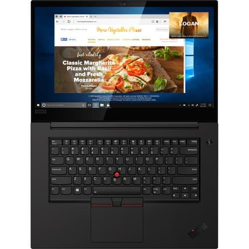 Lenovo ThinkPad X1 Extreme Gen 2 Chính hãng