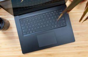 ban phim surface laptop 3