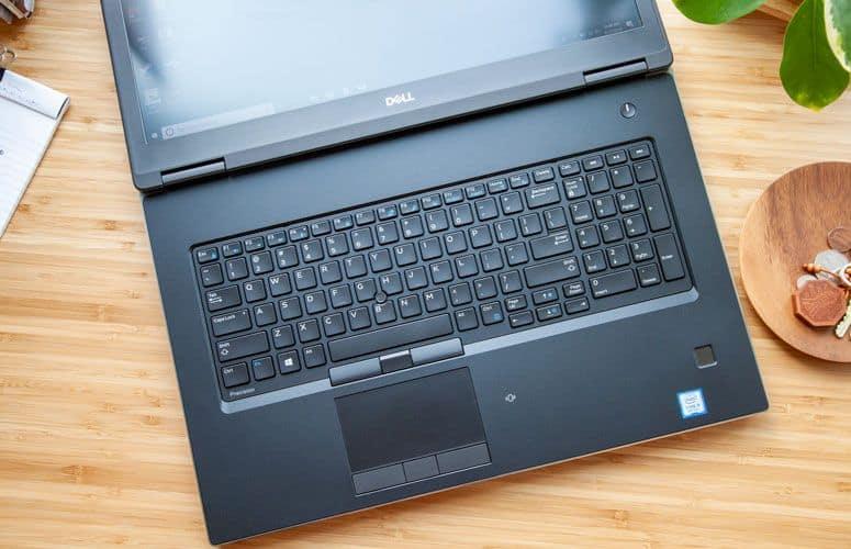 CHI TIẾT ĐÍNH KÈM  laptopvang-dell-precision-7530-keyboard