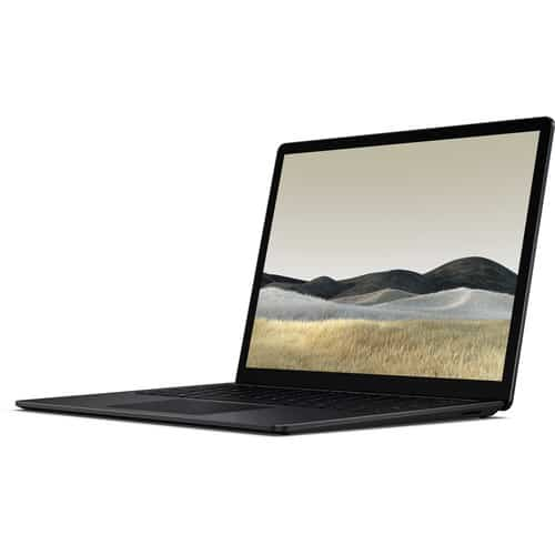 surface laptop 3-black