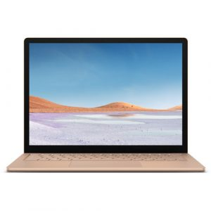 surface laptop 3-sandstone-front
