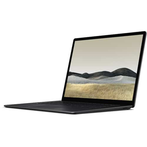 surface laptop 3 -15inch-black