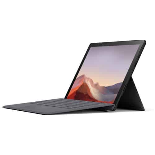 surface pro 7-black-13inch