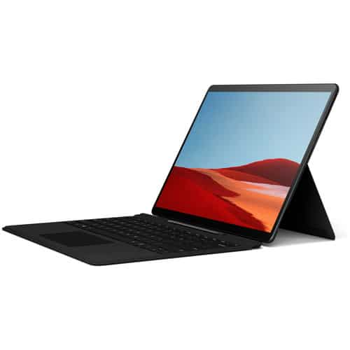 surface pro x-black