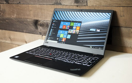 laptop lenovo p52s