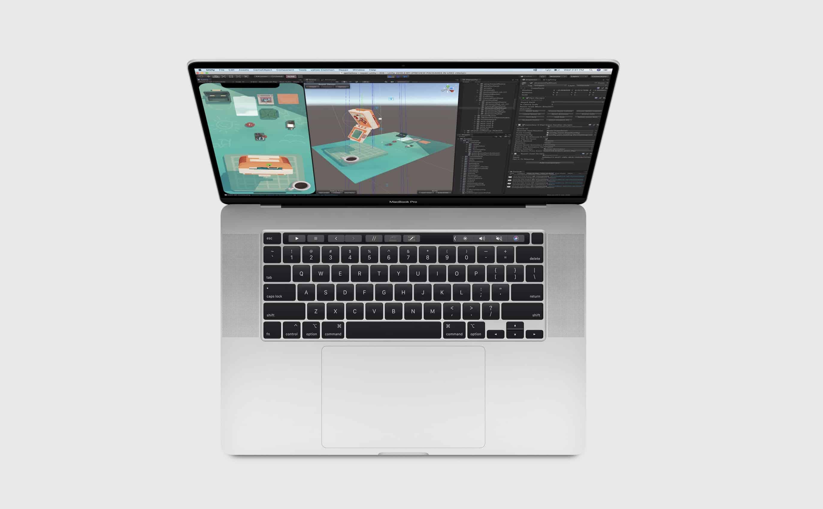 Apple MacBook Pro 16 inch 2019