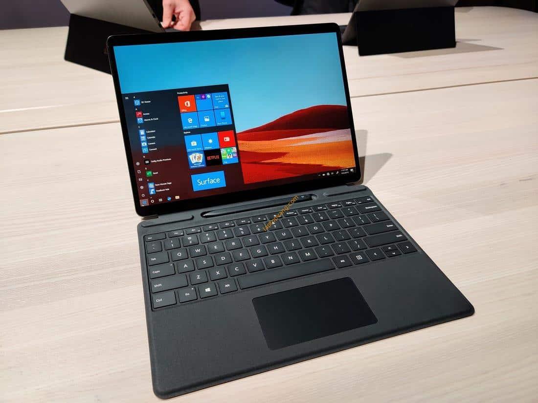 surface pro x- laptopvang.com