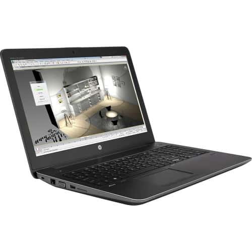 HP ZBook 15 G4 Đánh giá