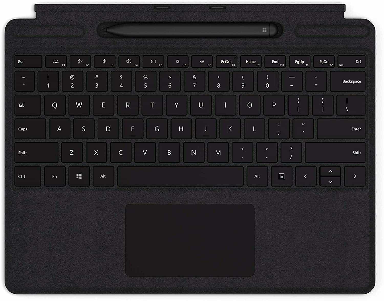 surface pro x keyboard