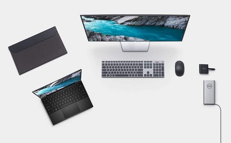 laptop dell xps 9300