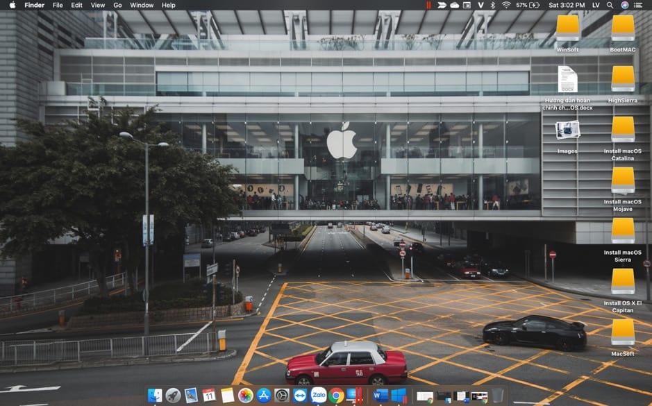 desktop macos