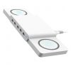 HYPERJUICE ULTIMATE CHARGER 110W DUAL WIRELESS CHARGER laptopvang