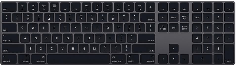 các phím tắt trong macbook