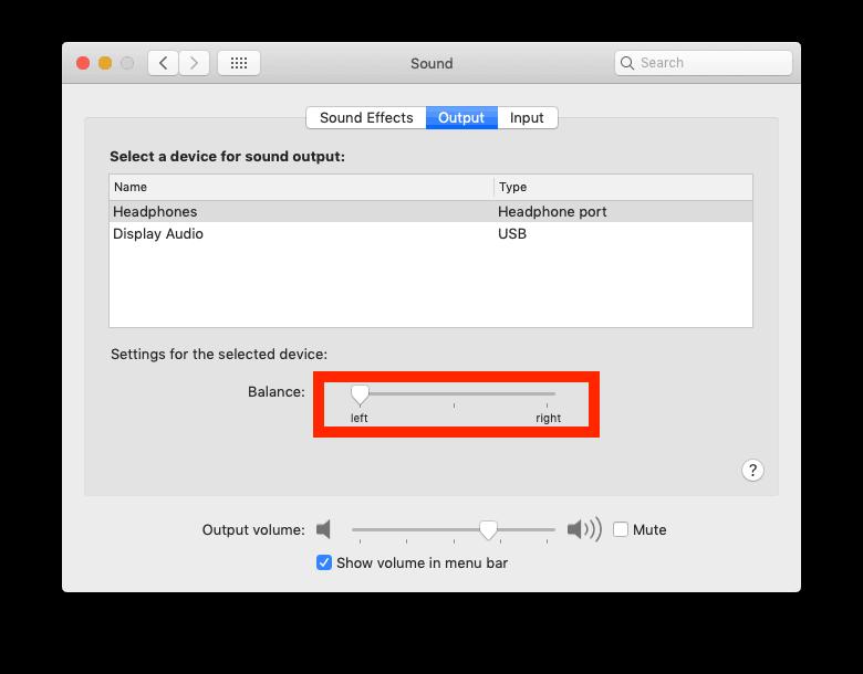 khắc phục loa macbook bị rè một bên