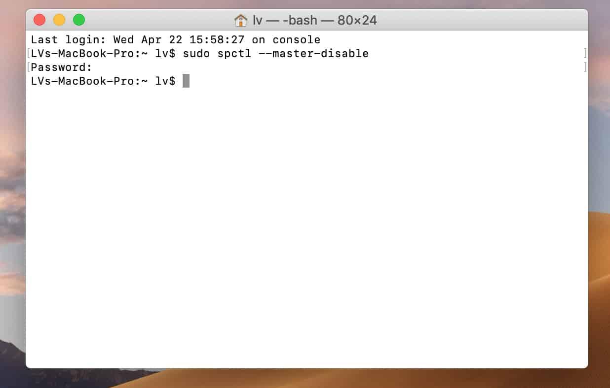 giải nén file trên mac