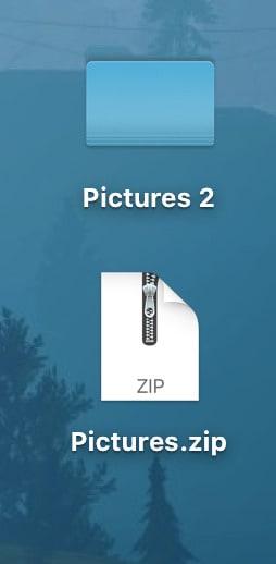 mở file rar trên mac