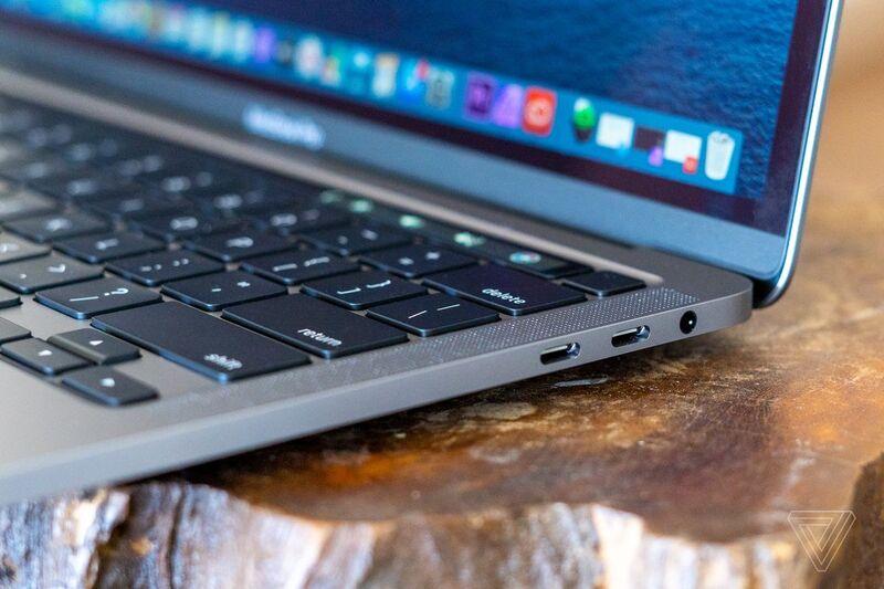 macbook pro 2020 ports