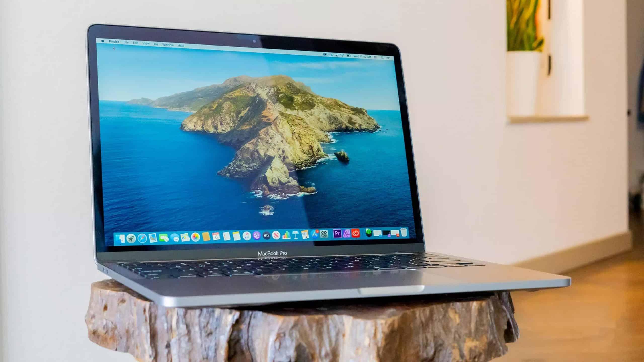 macbook pro 2020 space gray 13 inch laptopvang.com