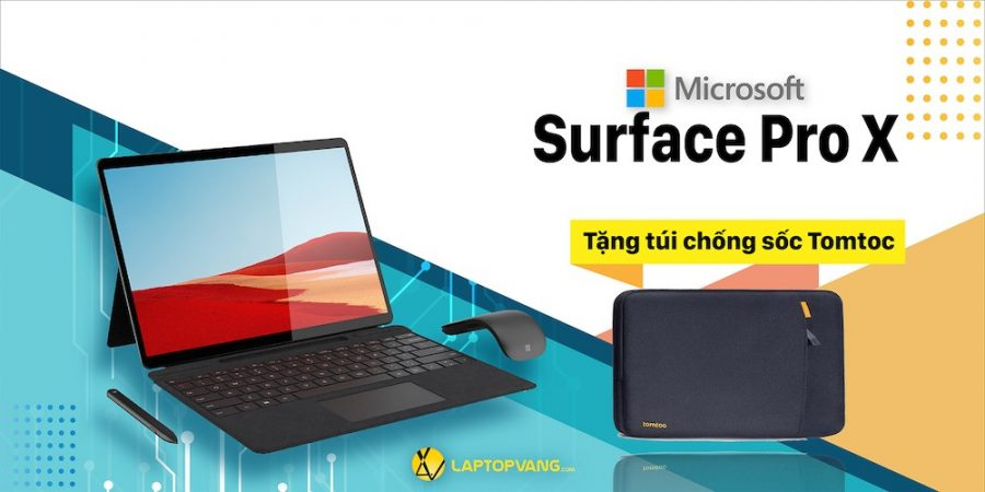 Surface Pro X - laptopvang.com