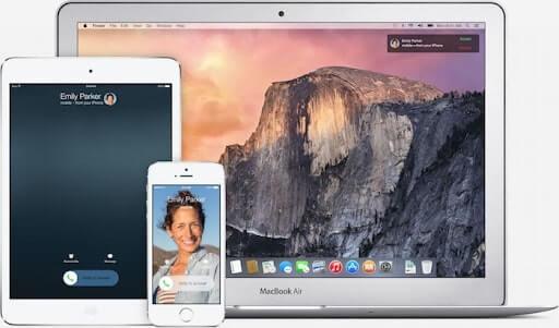 phần mềm kết nối iphone với macbook