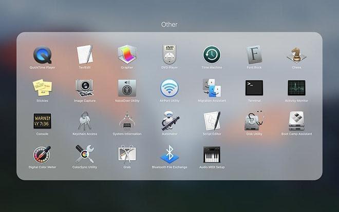 sao chép dữ liệu macbook vào usb