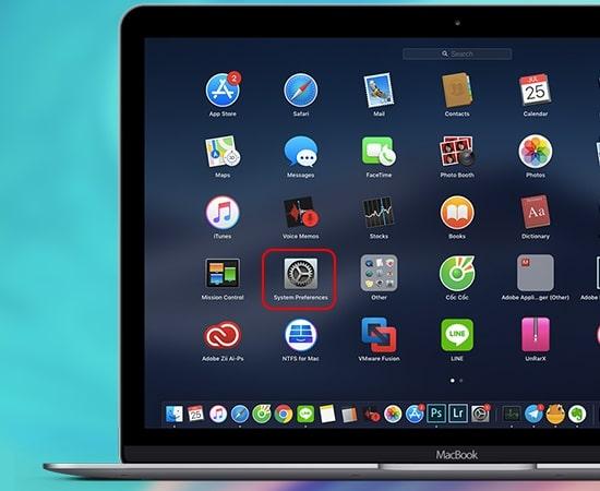 delete wifi on mac