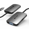 Mazer MULTIPORT C to VGA & HDMI