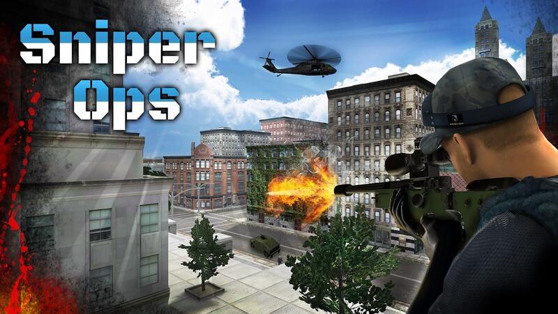 Sniper Ops 3D