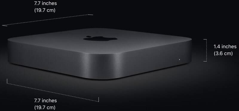 mac mini 2018