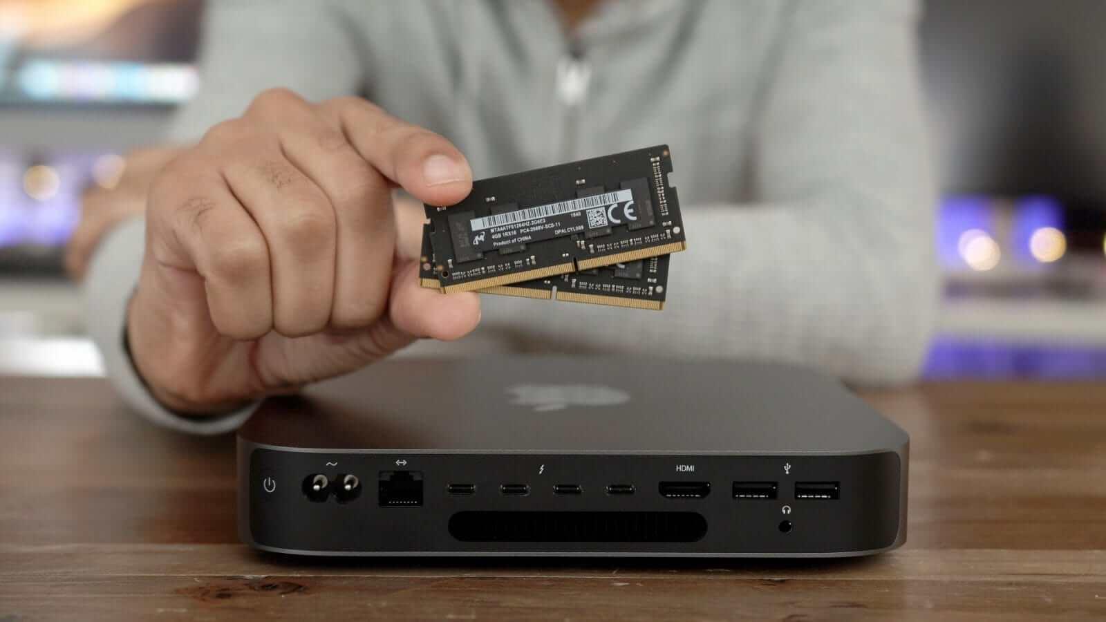 máy mac mini