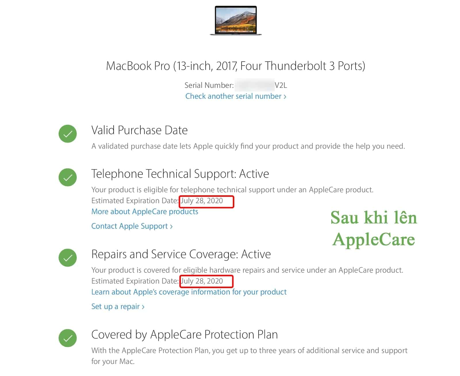 mua apple care ở đâu