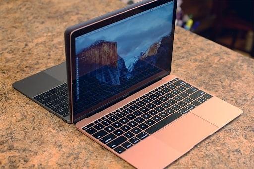 các loại macbook