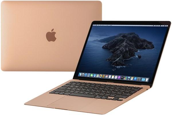 các dòng macbook air