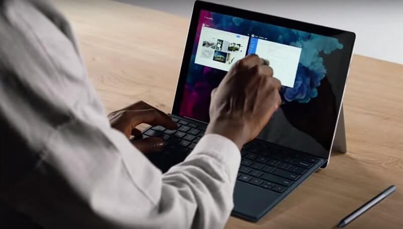 microsoft surface 2018