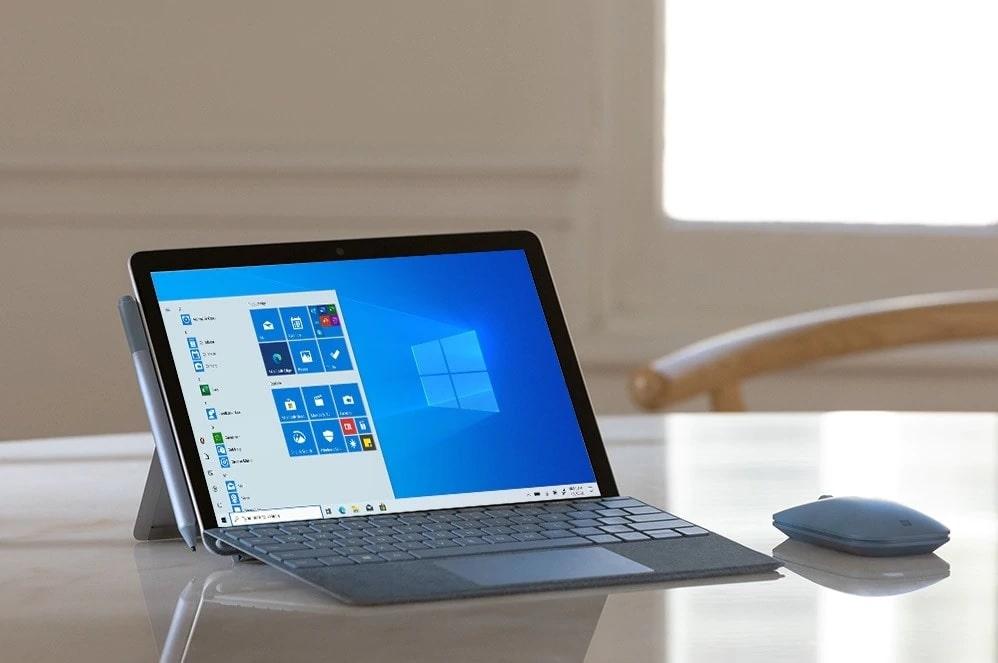 máy tính bảng windows 10