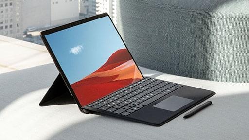 máy tính bảng có bàn phím