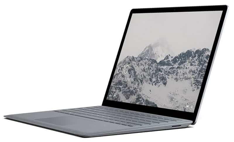 microsoft surface laptop giá