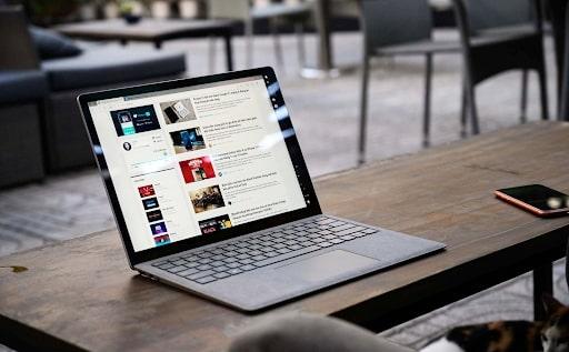 surface laptop 3 2019