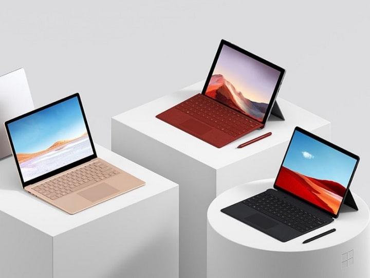 tablet chạy windows 10