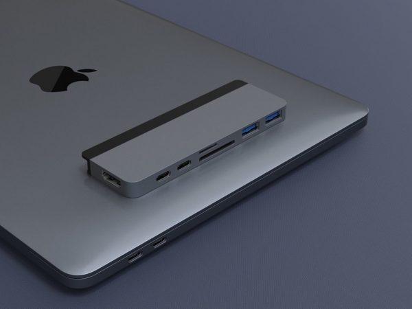 HYPERDRIVE DUO 7 IN 2 (VERSION 2) USB C Hub (5)