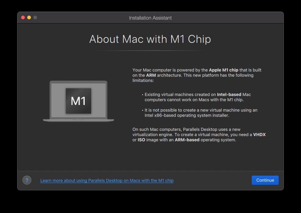cài win macbook chip silicon